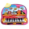 Baby Activity Mat for Children Baby Carpet Kids Toys Rug Musical Piano Carpet Developing Play Mat