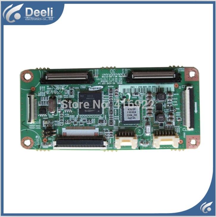 все цены на  95% New original for tpw42m78 tpw42m88 logic board lj92-01708a lj41-08392a 5pcs/lot  онлайн