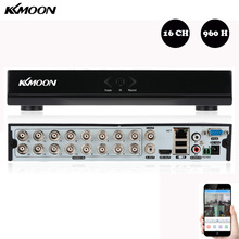 KKmoon 16 Channel 960H D1 CCTV DVR Recorder H.264 HDMI Home Security System Real Time DVR Standalone Digital Video Recorder