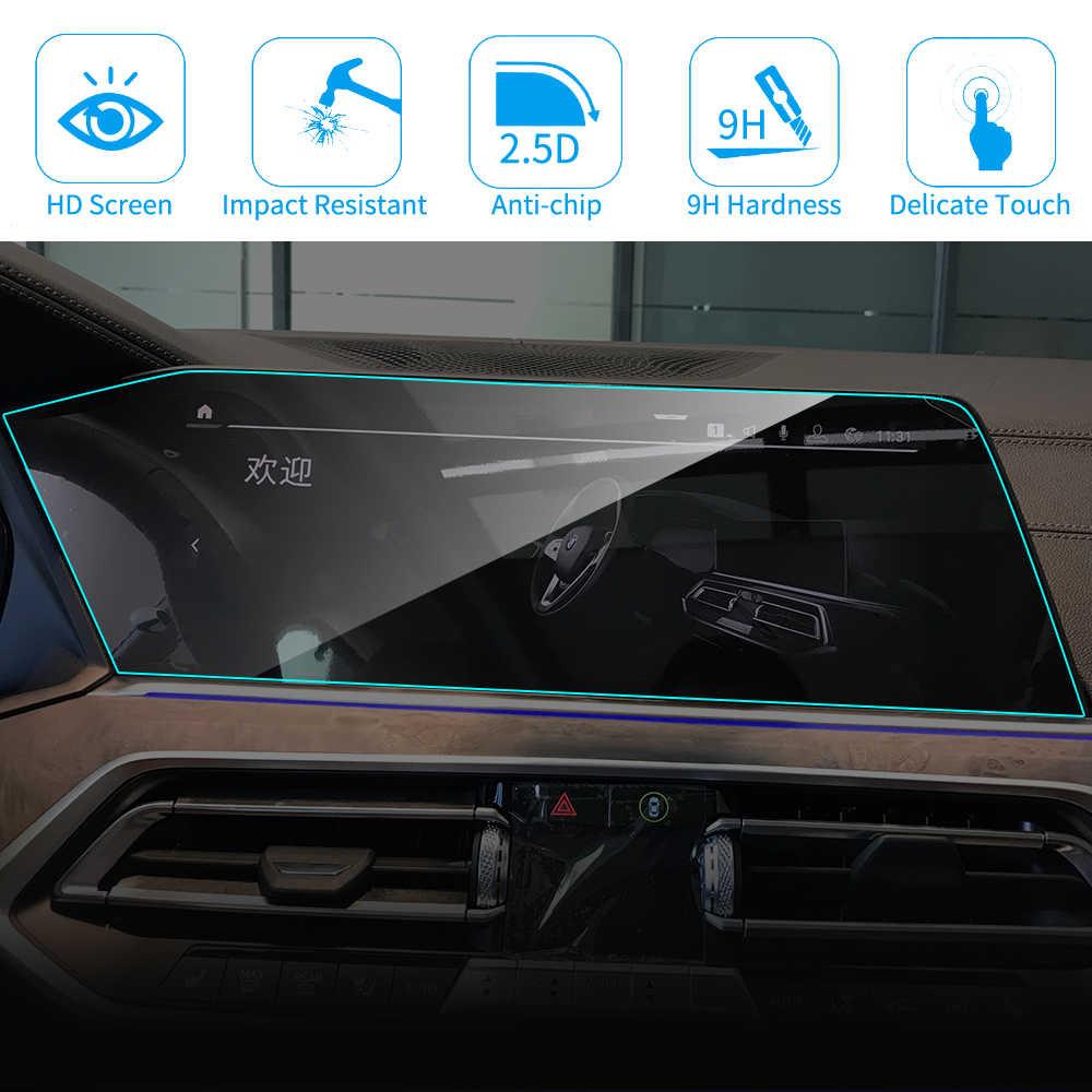 Protezione Dello Schermo di Navigazione GPS Per auto per BMW E90 G11 G12 F15 F16 F25 F26 F45 F46 F48 E70 E71 G05 g07 G32 X1 X2 X3 X4 X5 X6 X7