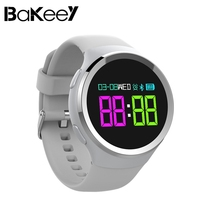 Bakeey N69 Smart Watch Sports 0.95inch OLED Heart Rate Blood Oxygen Pedometer Caller or Message Show Smartwatch