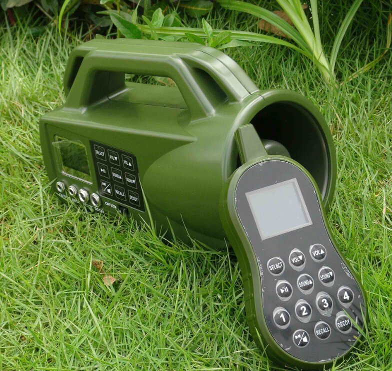 eletronic bird call duck sounds decoy hunting equipment wireless service call bell system popular in restaurant ce passed 433 92mhz full equipment watch pager 1 watch 7 call button