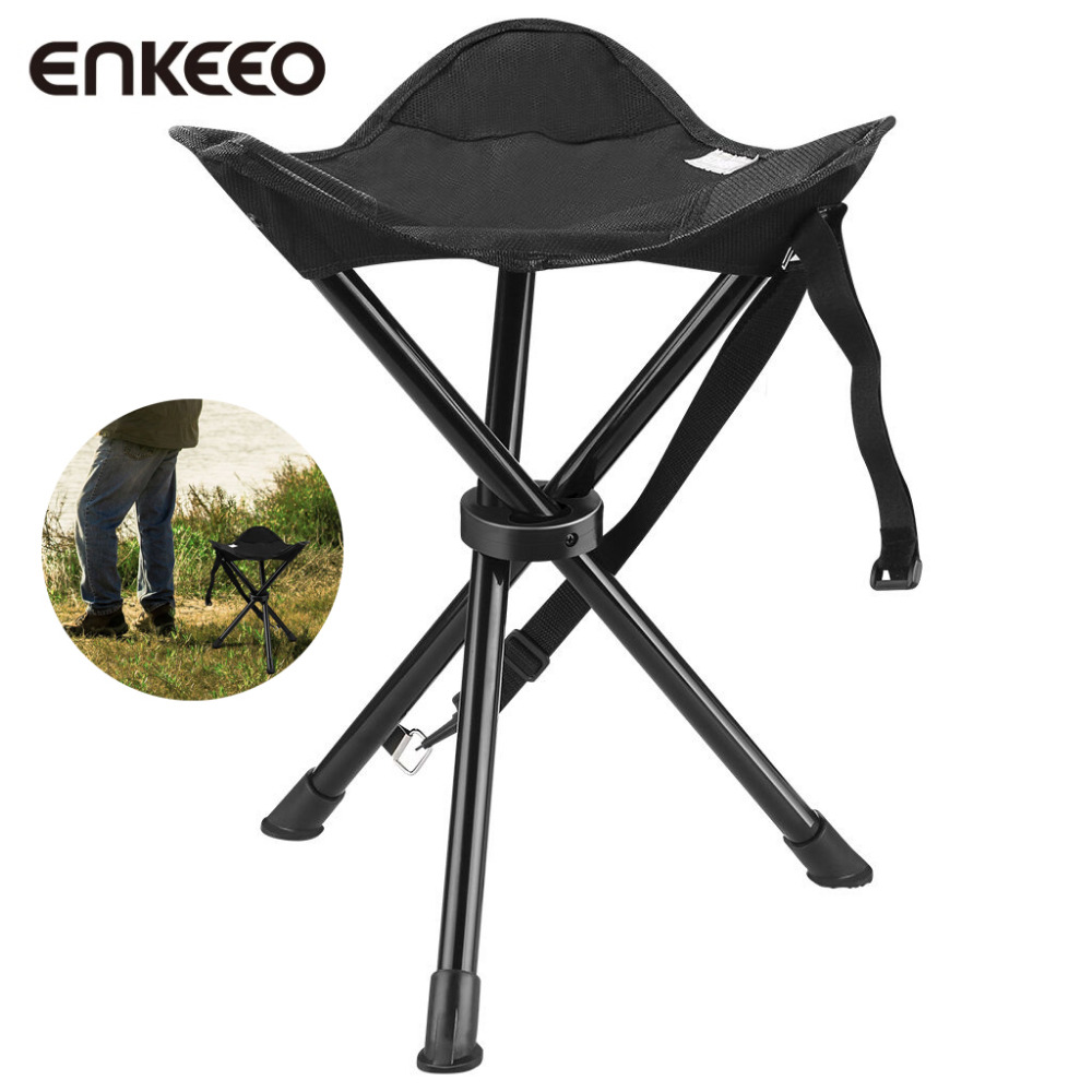 Enkeeo Portable Tripod Stool Folding Chair with Carrying Bag for Outdoor C&ing Hunting Hiking Travel Fishing  sc 1 st  AliExpress.com & Online Get Cheap Portable Stools Fold -Aliexpress.com | Alibaba Group islam-shia.org
