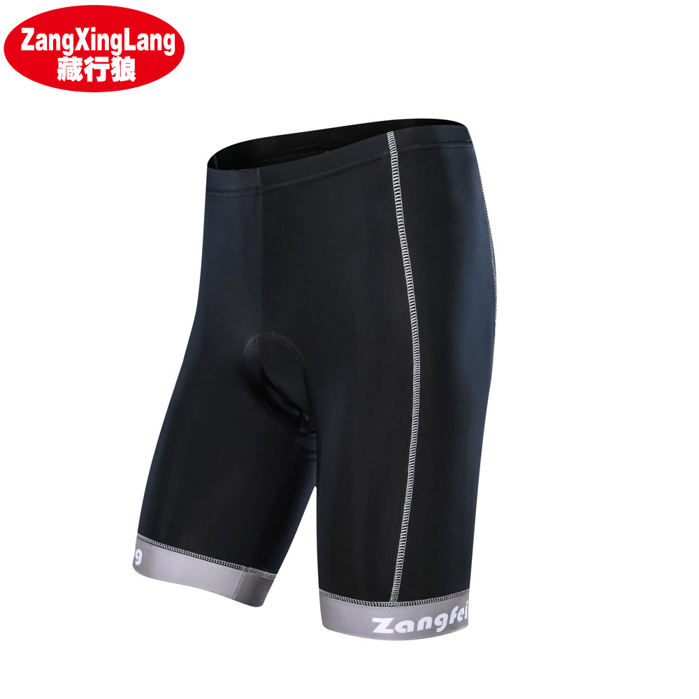 Mens And Women MTB Bicycle Padded Cycling Shorts Free Shipping Zangfeilang