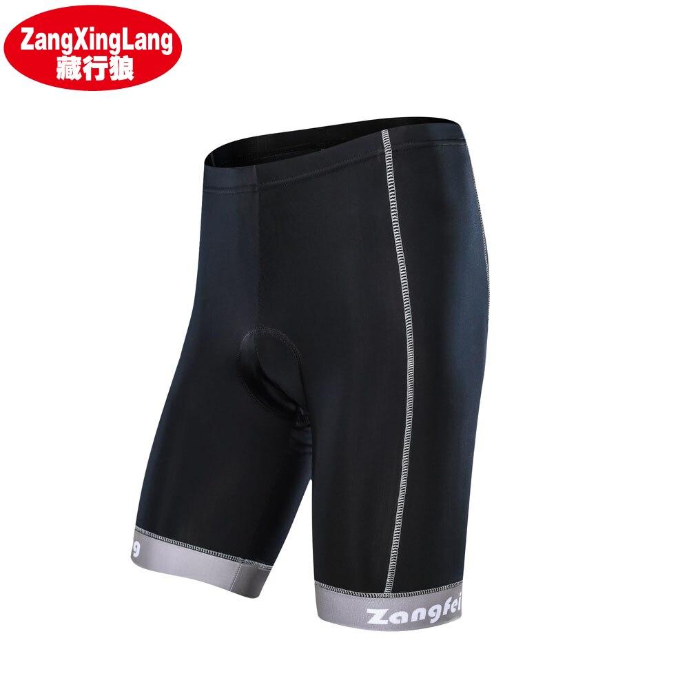 Mens And Women MTB Bicycle Padded Cycling Shorts Free Shipping Zangfeilang