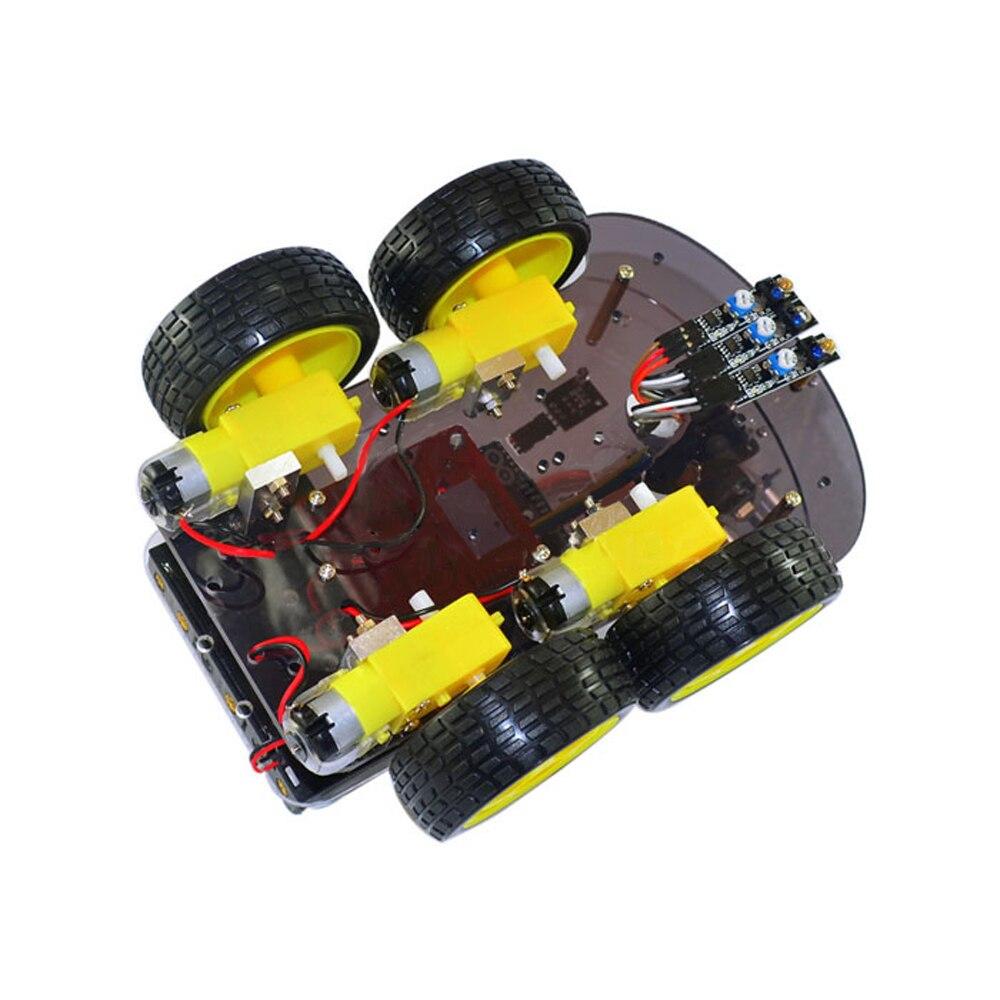 Evitar obstculos anti cada inteligente robot car kit para arduino evitar obstculos anti cada inteligente robot car kit para arduino envo gratuito en circuitos integrados de componentes y sistemas electrnicos en malvernweather Choice Image