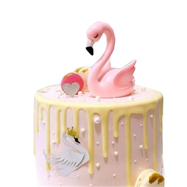 Flamingo resin crafts baking cake decoration decorative ornaments flamingo resin crafts baking cake decoration decorative ornaments dessert table wedding decoration junglespirit Images
