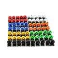 Pernos de trabajo del cuerpo de alta calidad de 6mm accesorios de motos carenado para yamaha Tmax 500 530 XJR 400 1300 KTM Duke 390 125 200
