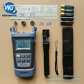 2 In 1 FTTH Fiber Optic Tool Kit King-60S Optical Power Meter -50 to +20dBm and 30mW Visual Fault Locator Fiber optic test pen