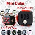 Mini Edição 2.3 cm Origina de pré-venda de Fidget Squeeze Fun Cubo Fidget Brinquedos para Menina Meninos Para Aliviar O Estresse crianças Dom Mesa