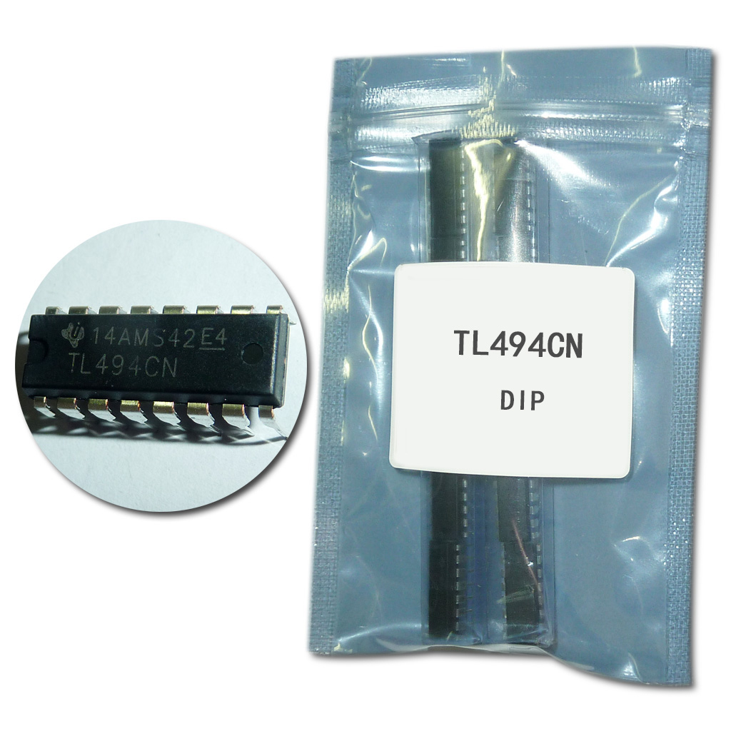 TL494CN DIP Pulse Width Modulation (PWM) Control Circuit TL494 DIP-16 10pcs/lot