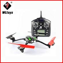 Wltoys Skylark V636 Quadcopter 4CH 6 Axis GYRO Electirc RC Remote Control Helicopter 2.4Ghz Headless Mode 3D Flip Drone цена в Москве и Питере