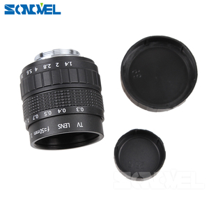 Image 5 - FUJIAN 35mm F1.7 CCTV Movie lens + 25mm f1.4 TV Lens + 50mm f1.4 TV Lens for Panasonic Olympus Micro 4/3 m4/3 OM D GH3 GX8 GX7