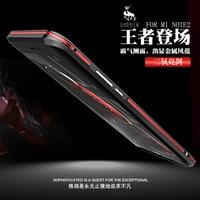 For Xiaomi Mi Note 2 Case Original Luphie Luxury Metal Aluminum Frame Phone Cases For Xiaomi