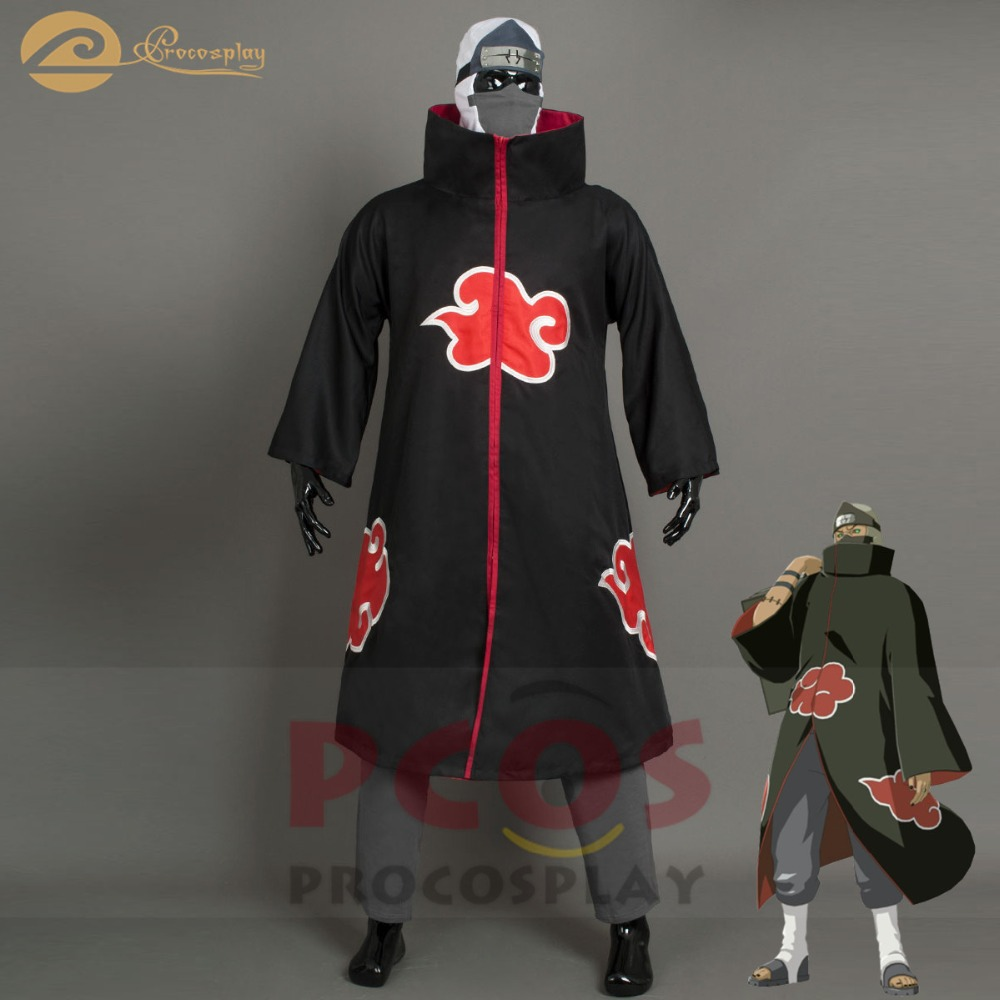 Procosplay Hidan ' S Teammate Kakuzu Cosplay Costume Sets Naruto Cosplay Costume Mp000349