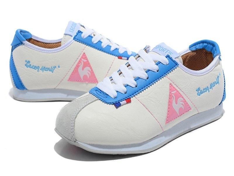 best website d9fd3 f3921 le coq sportif unisex shoes sky blue