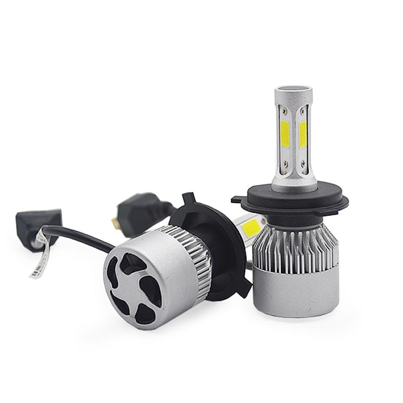 Objective Auto Bulbs Led H7 H4 H11 H1 H3 9005 9006 Hb2 Hb3 Hb4 Led Car Headlights Fog Driving Lamp 60w 8000lm 12v Headlamps Car Styling Car Headlight Bulbs(led)