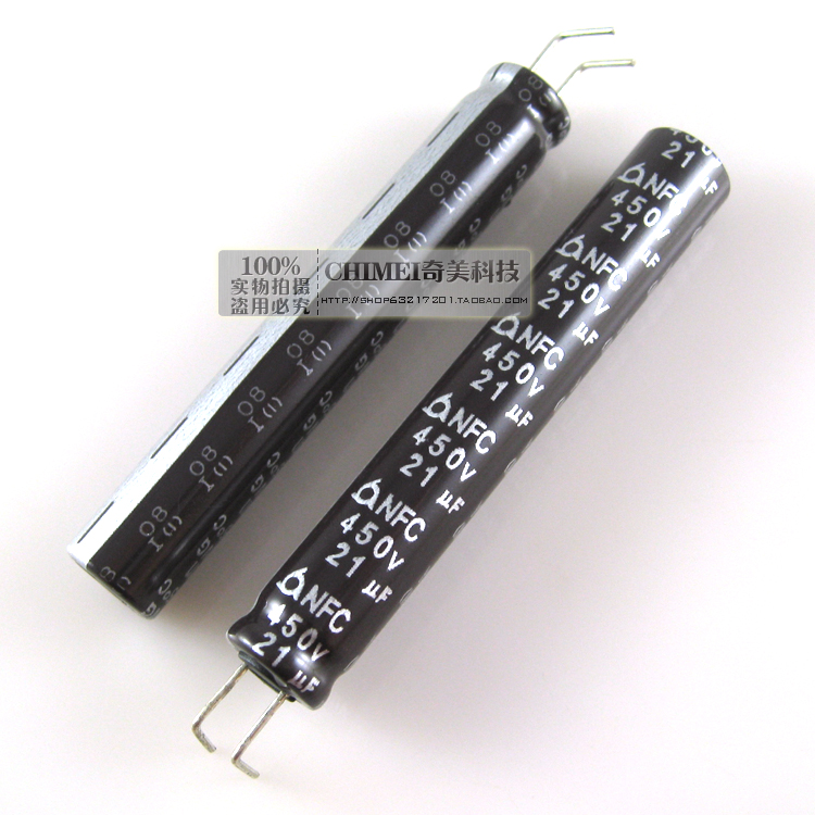 Electrolytic Capacitor 450V 21UF LCD LED Capacitor Accessories