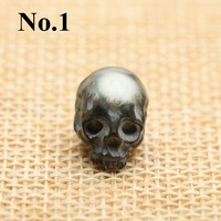 skull pearl carved pearl tahiti pearl 11 13mm handmade skull pearl