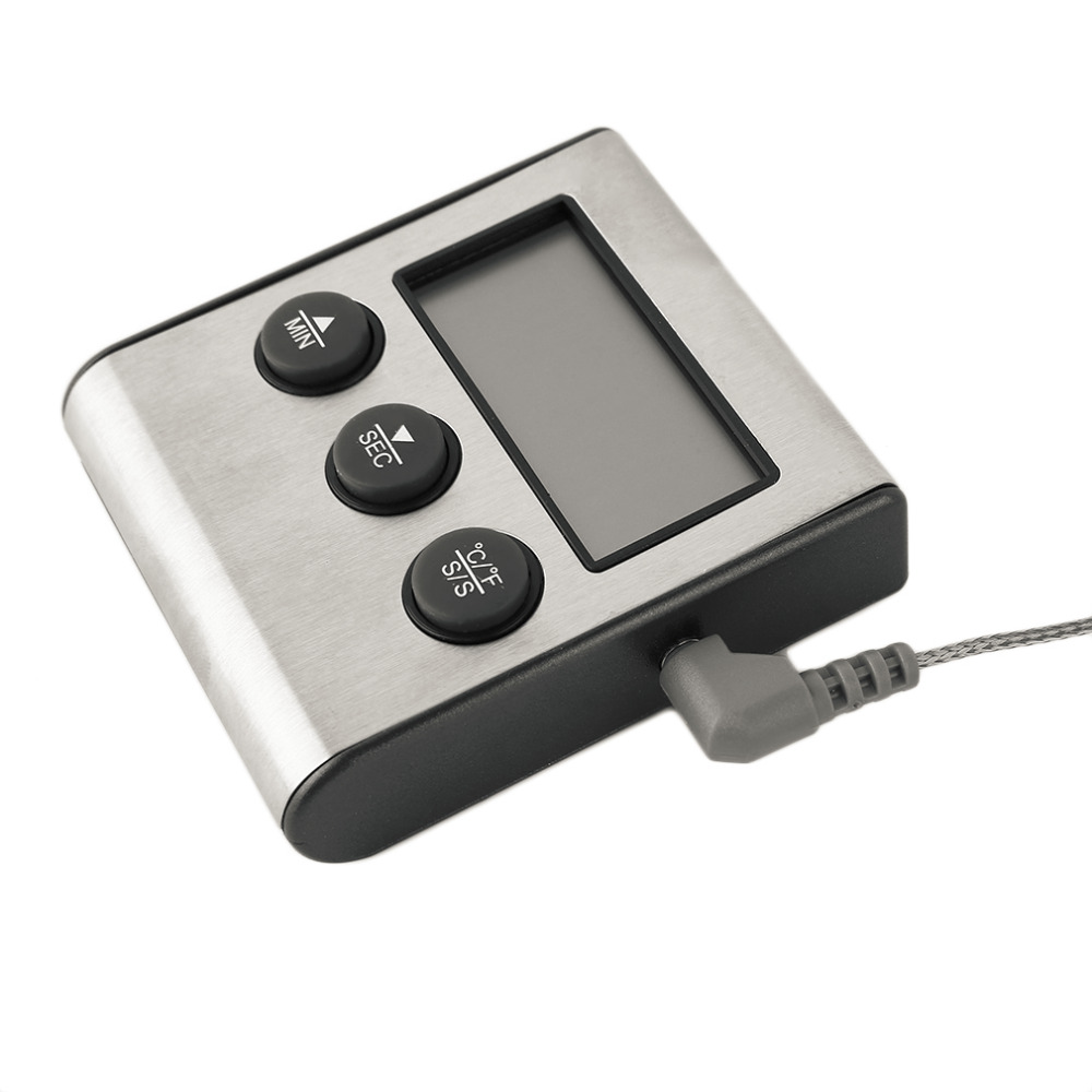 Professionelle Haus neue Backen Essen Thermometer Digital Display ...