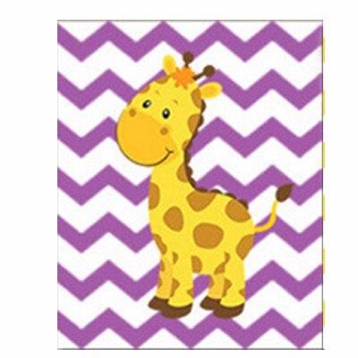 HOT Cute Animals Cartoon Canvas Art Paintings Printable Art Wall ...