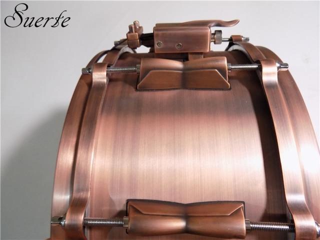"Professional 14""*6.5"" Copper Snare Drum 2"
