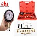 Testador de Pressão de Combustível TU-114 Medidor de Pressão Conjunto de Ferramentas de diagnóstico-ferramenta de Diagnóstico Auto