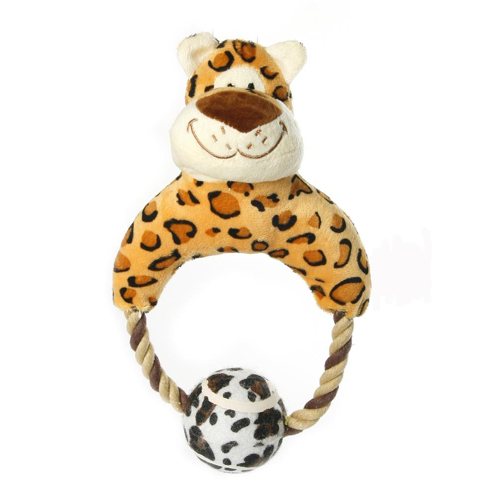 Hot Pet Dog Toys Animal Rope Ball Funny Chew Toy For Pet