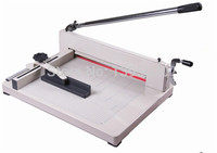 Desktop Paper Cutter Guillotine A3 size paper Cutting Machine max width 40mm Paper Cutting Machine 858 A3