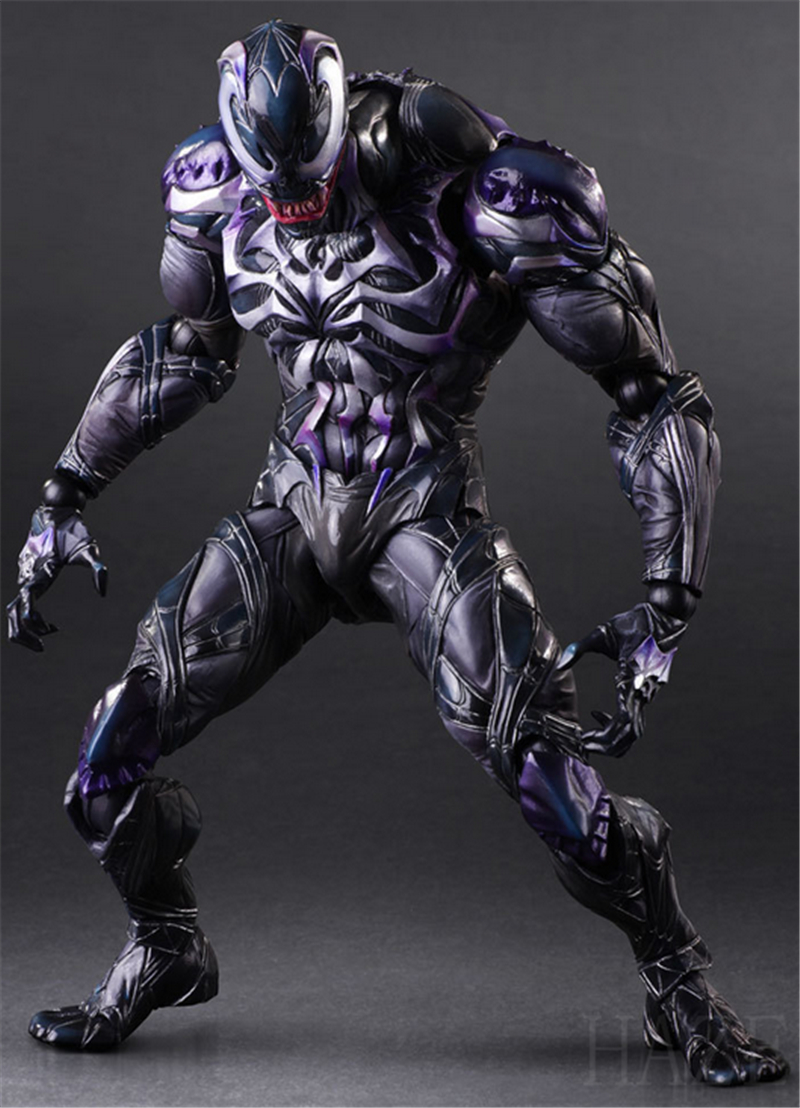 все цены на  Square Enix Play Arts Kai Marvel Comics Variant Venom 10.5inch Action Figure  онлайн