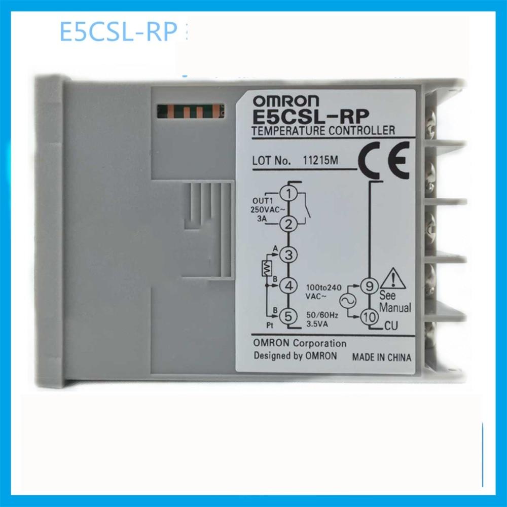 E5CSL-RP Nuovo originale] nuovo regolatore di temperatura regolatore di temperatura OMRON thermostat apparecchiature elettricheE5CSL-RP Nuovo originale] nuovo regolatore di temperatura regolatore di temperatura OMRON thermostat apparecchiature elettriche