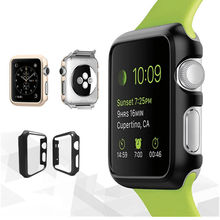 2016 New Luxury Hard PC Snap on Case Cover Shell Protector Fundas for Smart Apple Watch