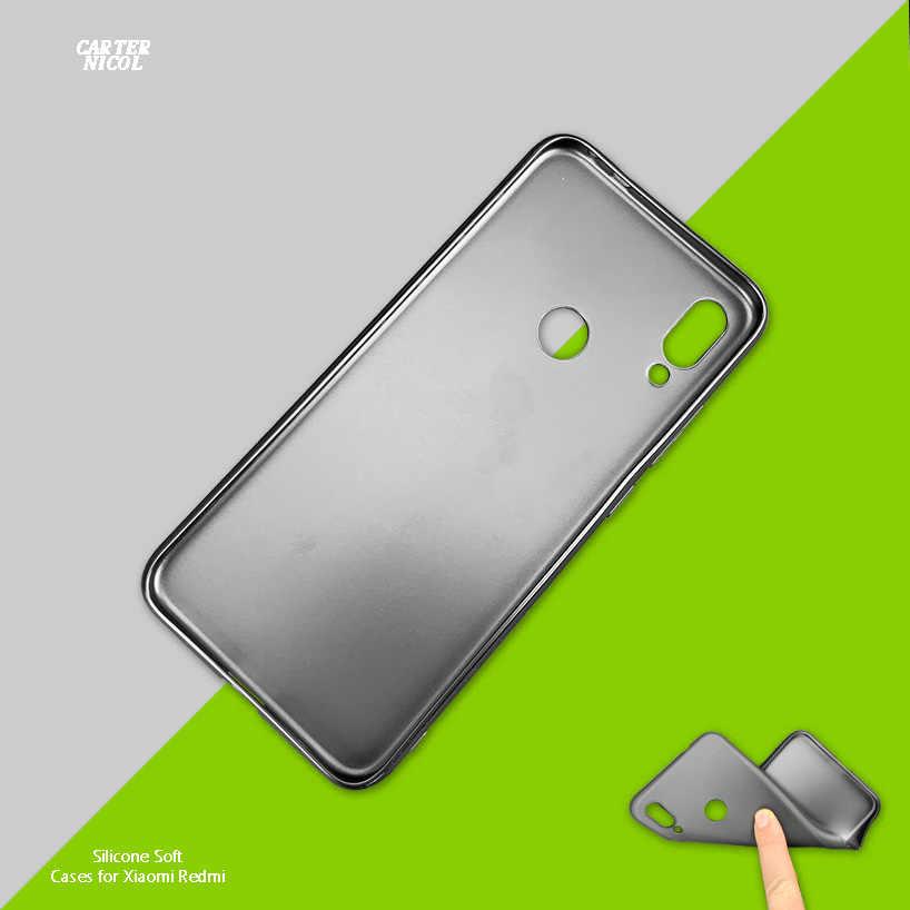 Силиконовый чехол GINTAMA для Xiao mi Red mi Note 7 7A 7S K20 Y3 6 6A S2 GO 5X 6X mi A1 A2 8 Play Lite Pro Poco F1