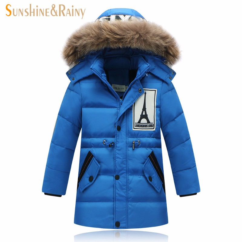 2016-Children-Clothing-Top-Down-Jackets-For-Boys-Winter-Jackst-Fur-Hooded-Collar-Thick-Warm-Coat