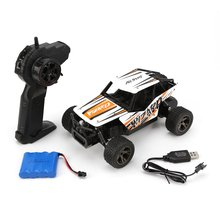 DEER MAN 1:18 Cross Country Vehicle 20KM/H 500mAh Remote Control Model Off-Road Toy 2.4GHz Climbing Car