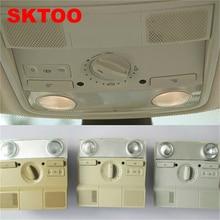 SKTOO Dome light Front Ceiling Lamps Reading Lamps Interior Lamps for Volkswagen Sagitar MAGOTAN Golf6 MK6 Jetta MK5 Passat B6