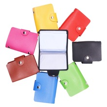 1 pcs Imitation Leather Card Stock Bank Card Calend