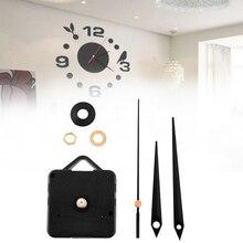 Инструмент для ремонта черные стрелки часов механизм для часы с механическим ходом Прямая комплект