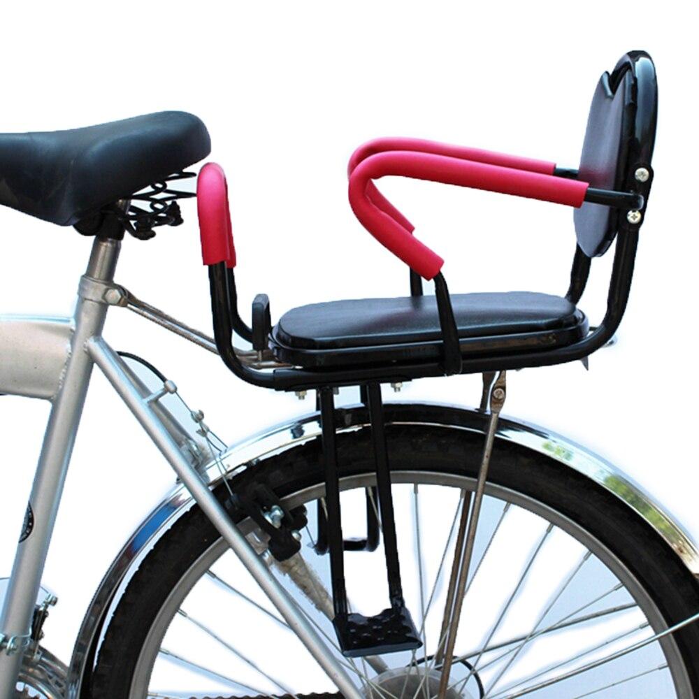 Quick Release Back Seat Kids' Saddle Armrest Handlebar ...
