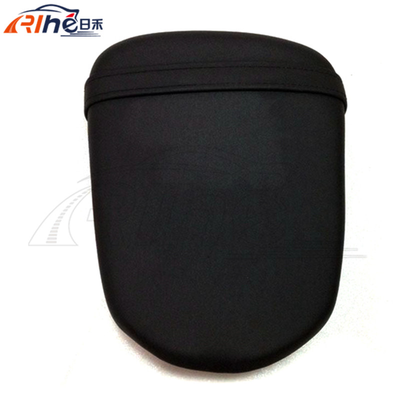 hot sale motorcycle passenger rear back seat black color synthetic leather cushion pillion For suzuki GSXR600 750 K8 2008 2009 hot sale hot sale car seat belts certificate of design patent seat belt for pregnant women care belly belt drive maternity saf