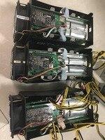 Lapsaipc Bitcoin Antminer S7 4.73Th/S машина Шахтер ASIC btc bitmain горной машины с Питание в наличии используется