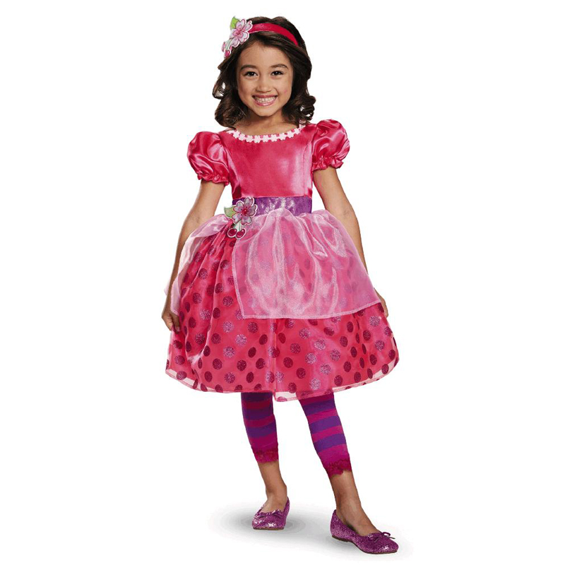 strawberry shortcake cherry jam girls costume in girls costumes from