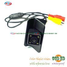 Ccd со СВЕТОДИОДАМИ ночного видения заднего вида парковочная камера для 2014 GEELY King Kong Geely MK провода беспроводной автостоянка камера