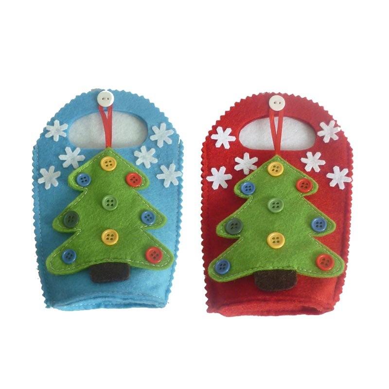 Aliexpress.com : Buy 2Pcs/Lot Christmas Gift Bag Cute ...