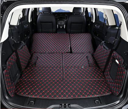Special Trunk Mats For Ford Edge Seats   Waterproof Cargo Liner Boot Carpets For Edge Free Shipping In Floor Mats From Automobiles