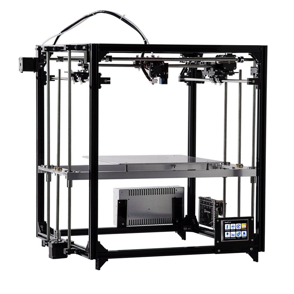 Flsun 3D Printer Kit Large Printing Area 260*260*350mm 3D Printer With Heated Bed Touch Screen Autoleveling ship from USA