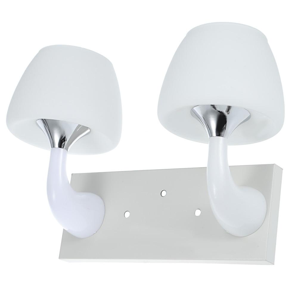 Moderne mur lampe creative champignondauphin conception e27 led mur lampes chambre décorer night light