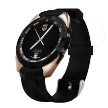 Ultra thin Smart Watch Bluetooth full compatibility IOS Android Sports Watch With GPS Calorie Heart Rate Tracker Life partner