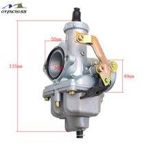 Быстрая Keihin PZ30 карбюратор мотоцикл Carb автоматический карбюратор для CG125 CG150 CG200 TTR250 Байк ATV