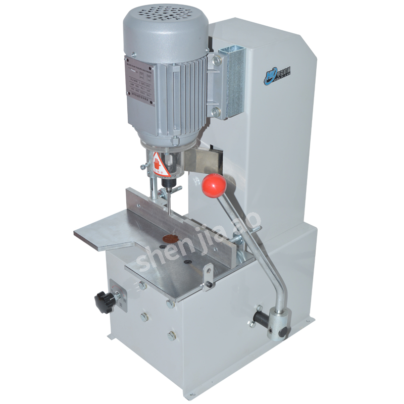 1PC Electric Paper Drilling Machine 250W Single Drilling Hole For Paper Labels Binding Machine, Menu, Receipt 220V1PC Electric Paper Drilling Machine 250W Single Drilling Hole For Paper Labels Binding Machine, Menu, Receipt 220V